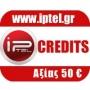 IPTEL Credits 50